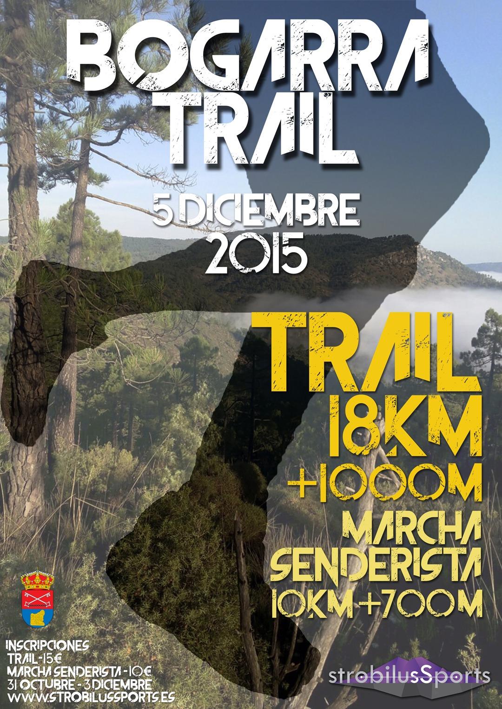 I Bogarra Trail